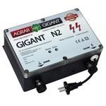 AgrarGIGANT - PRO GIGANT N2 Weidezaungerät/Netzgerät (230V)