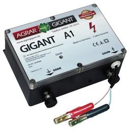 GIGANT A1 Weidezaungerät/Akkugerät (12V)