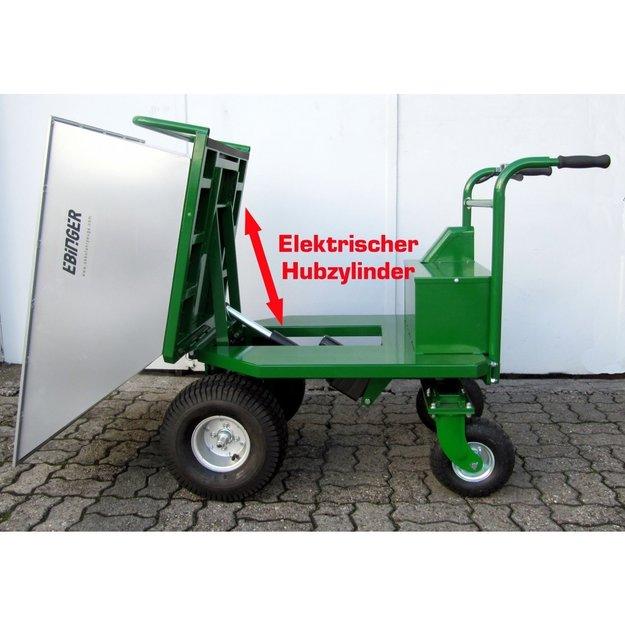 Ebinger Ebinger Elektroschubkarre DONKEY XL-H