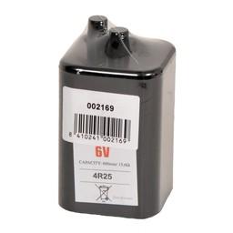 Batterie für Foxlights - 6 Volt