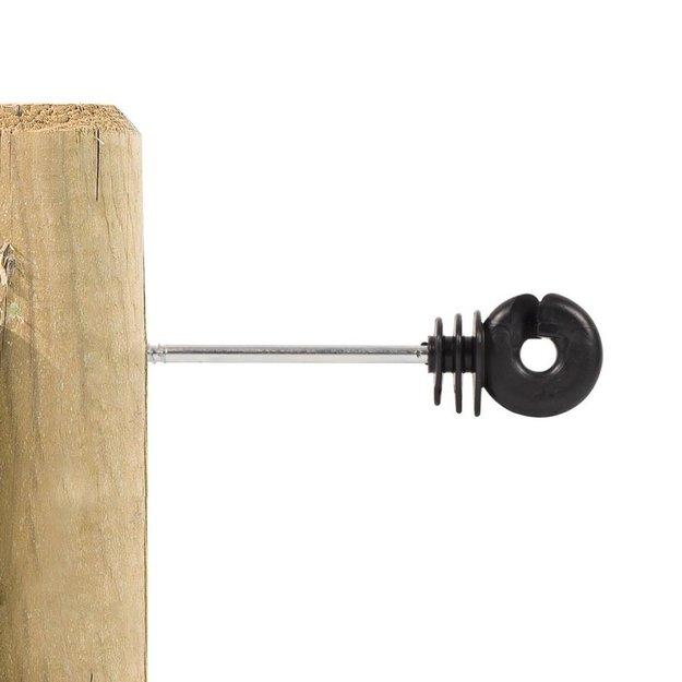 Gallagher  20x Gallagher Abstandsisolator - Holz 10 cm