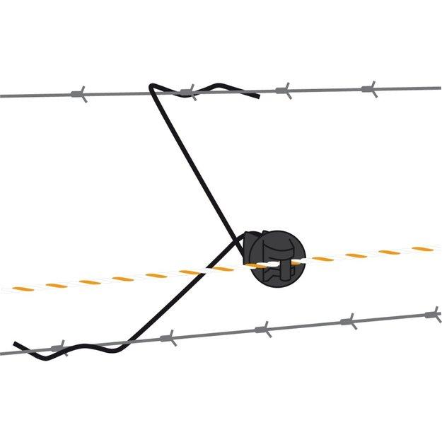 Gallagher  25x Gallagher Abstand-Isolator für Stacheldraht