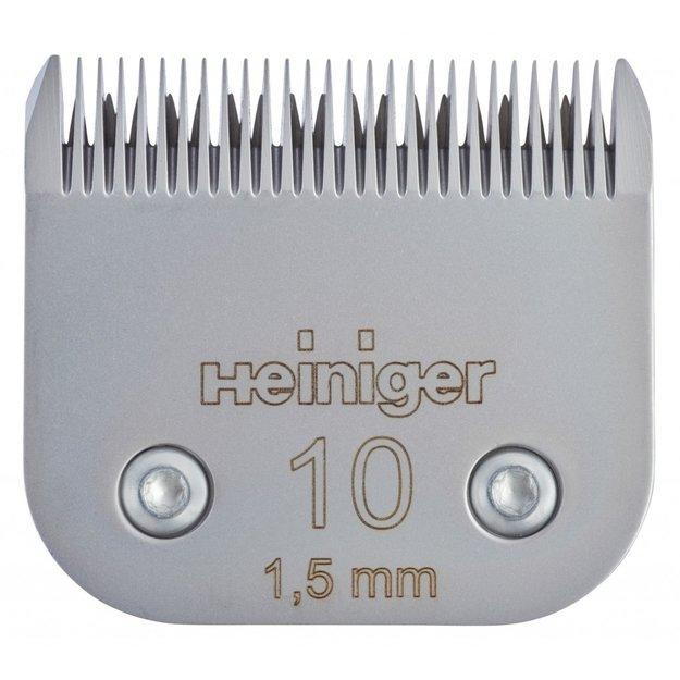 Heiniger Heiniger Schermaschine Saphir mit Scherkopf #10 - 2 Akkus