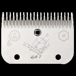 Lister Schermesser Untermesser A7