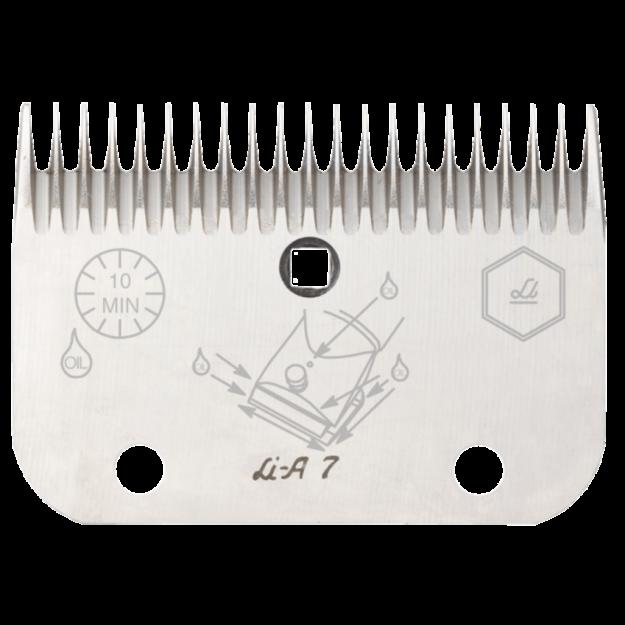 Lister Lister Schermesser Untermesser A7