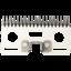 Lister Schermesser Obermesser A7
