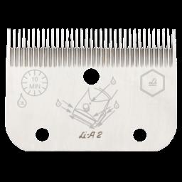 Lister Schermesser Untermesser A 2