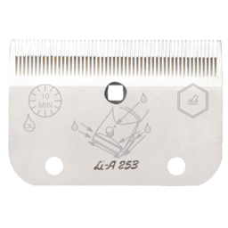 Lister Schermesser Untermesser A 253