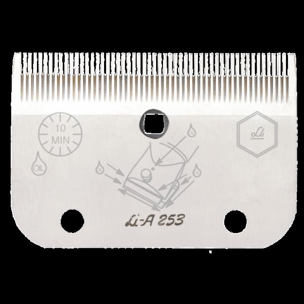 Lister Lister Schermesser Untermesser A 253