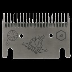 Lister Schermesser Untermesser LI 106