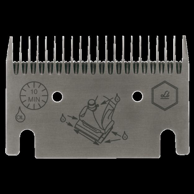 Lister Lister Schermesser Untermesser LI 106