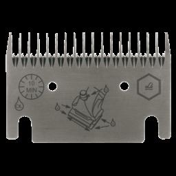 Lister Schermesser Untermesser LI 107