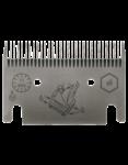 Lister Lister Schermesser Untermesser LI 102