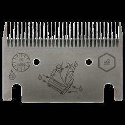 Lister Schermesser Untermesser LI 102