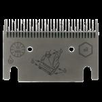 Lister Lister Schermesser Untermesser LI 122