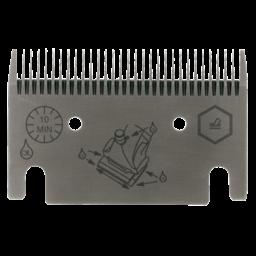 Lister Schermesser Untermesser LI 122