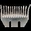 Lister Schermesser Untermesser A 54
