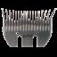 Lister Schermesser Untermesser A 55