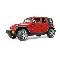 Bruder Jeep Wrangler Unlimited Rubicon 1:16