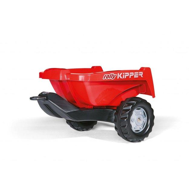 rolly toys rollyKipper II Anhänger - rot