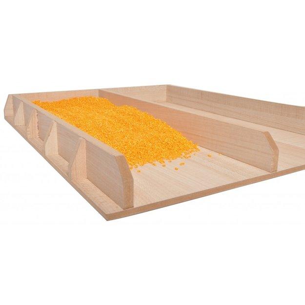 Kidsglobe Kids Globe Silo-Füllmaterial (gelb) - 500 g