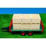 Kidsglobe Kids Globe 6 Holz-Kartoffelkisten im Set 1:32