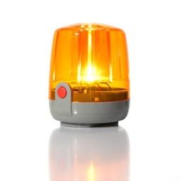 Blinklicht für Tretfahrzeuge rollyFlashlight - orange