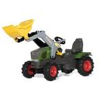 rolly toys Trettraktror rollyFarmtrac Fendt 211 Vario + rollyTrac Lader