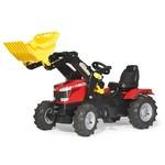 rolly toys Trettraktor rollyFarmtrac MF 8650 + rollyTrac Lader