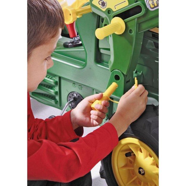 rolly toys Trettraktor rollyFarmtrac John Deere 7930 + rollyTrac Lader