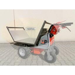 PowerPac Transportaufsatz für MCE400