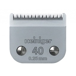 Heiniger Scherkopf #40 / 0,25 mm für Saphir Schermaschine