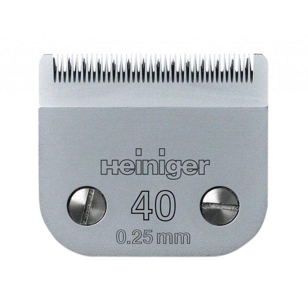 Heiniger Heiniger Scherkopf #40 / 0,25 mm für Saphir Schermaschine