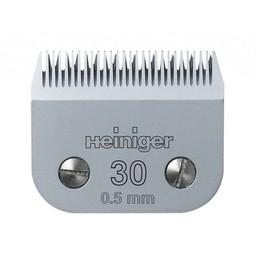 Heiniger Scherkopf #30 / 0,5 mm für Saphir Schermaschine