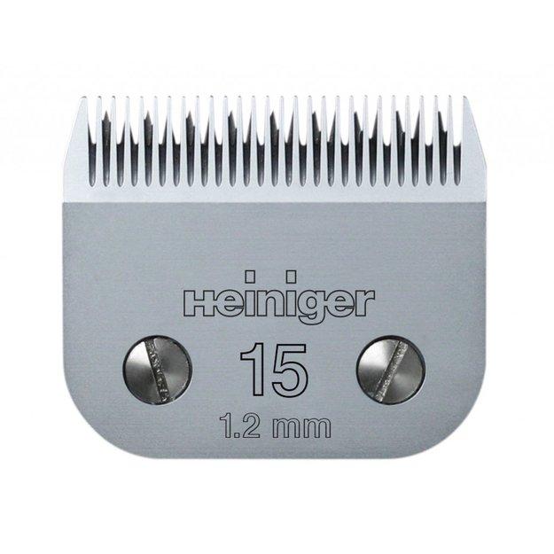 Heiniger Heiniger Scherkopf #15 / 1,2 mm für Saphir Schermaschine