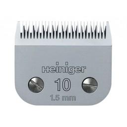 Heiniger Scherkopf #10 / 1,5 mm für Saphir Schermaschine