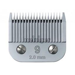 Heiniger Scherkopf #9 / 2 mm für Saphir Schermaschine