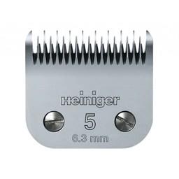 Heiniger Scherkopf #5 / 6,3 mm für Saphir Schermaschine