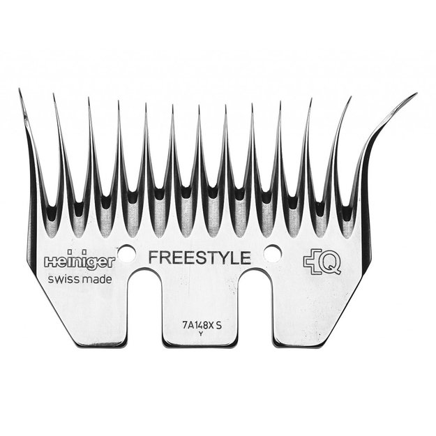 Heiniger Heiniger Schafschur-Untermesser Freestyle - Linkshänder