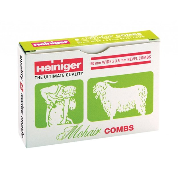 Heiniger Heiniger Spezialkamm Mohair