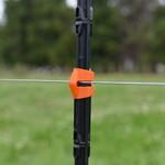 Gallagher  4x Gallagher Isolierter Line Post - 1,35 m