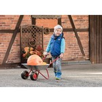 rolly toys rollyMetallschubkarre - rotes Gestell