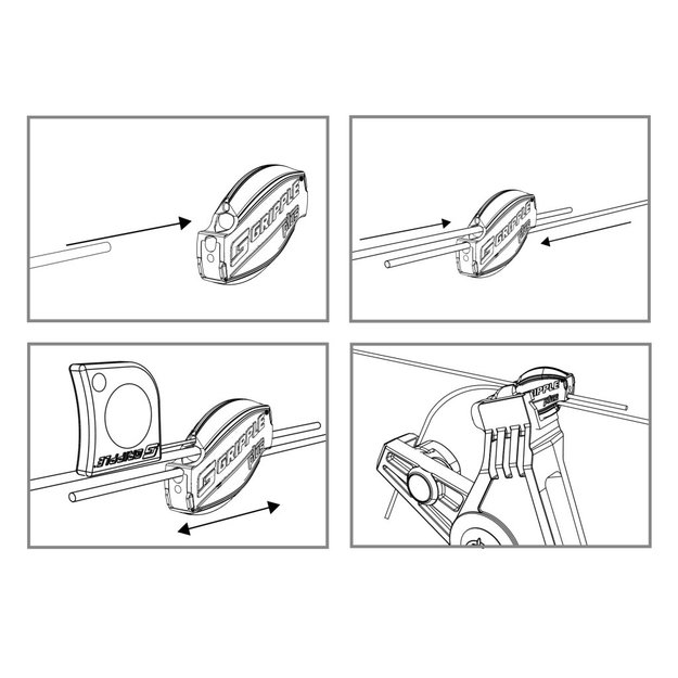 Gripple Gripple Spannzange mit Spannungsmesser TORQ