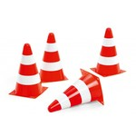 rolly toys rolly Pylons (4 Stck.)