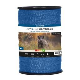 200 m/10 mm GIGANT Breitband PRO HEC-LINE (blau)