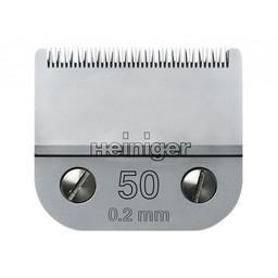 Heiniger Scherkopf #50 / 0,2 mm für Saphir Schermaschine