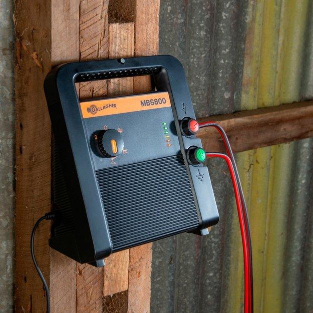 Gallagher  Gallagher Weidezaungerät/Dualgerät MBS800 Multi Power