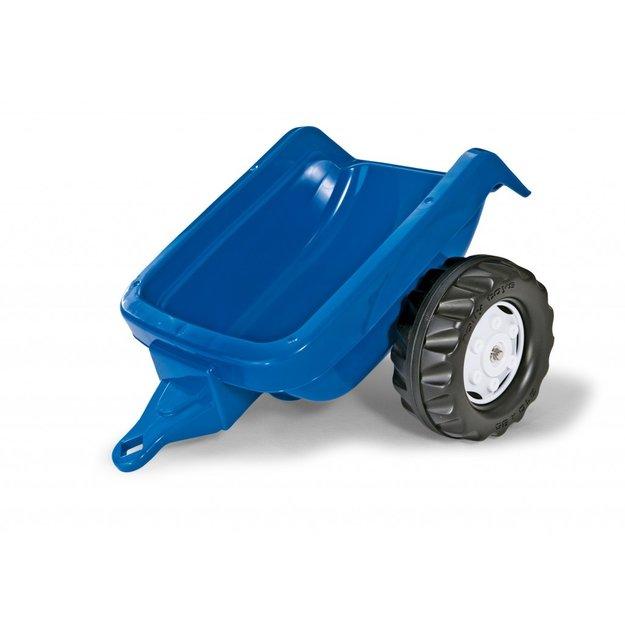 rolly toys rollyKid Trailer blau
