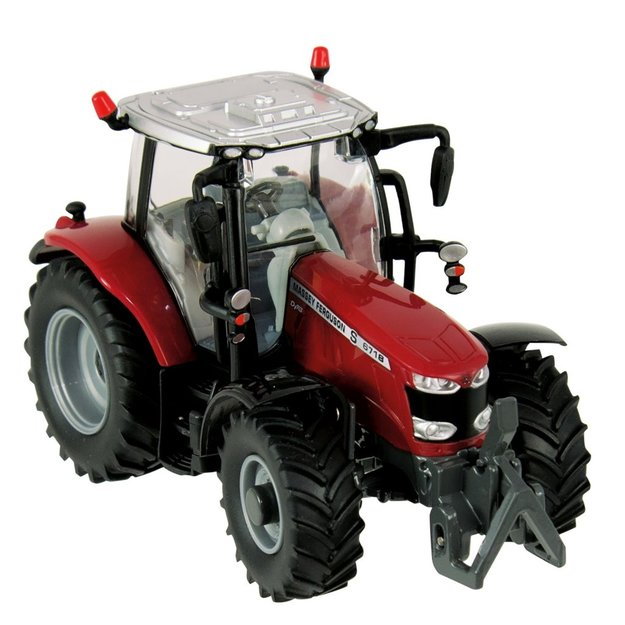 Britains Britains Traktor Massey Ferguson 6718S 1:32