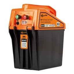 Gallagher Weidezaungerät/Batteriegerät BA40 (9V/12V)